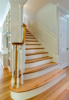 Best Maple Stair Treads The Rich Warm Look Of Hard Maple 640 x 480