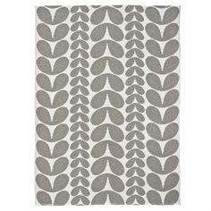 Karin rug concrete large - 150x200 cm - Brita Sweden