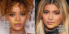 What the Shape of Your Lips Says About You - Cosmopolitan.com