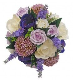 Bridal wedding bouquets, showers, brides hand tied posies, bespoke bead & pearl bouquets, handmade to order using the finest quality silk flowers. Pearl Bouquet, Rose Wedding Bouquet, Wedding Flowers, Purple Roses Images, Rose Images, Lavender Roses, Lilac, Pumpkin Wedding, Foam Roses