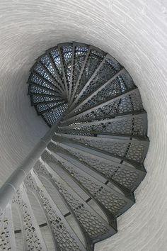 ☝☟escadas - Lighthouse Interior
