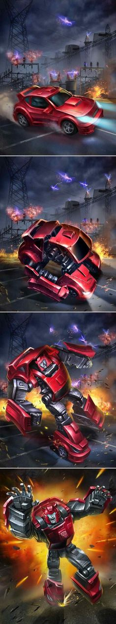 TRANSFORMERS LEGENDS Cliffjump by manbu1977 on deviantART