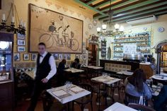 8 restaurantes viejos-viejos - RESTAURANTES MAGAZINE