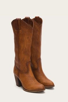 Western Boots for Women - Women's Cowboy Boots   FRYE