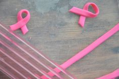 How to: Pink Ribbon cookies