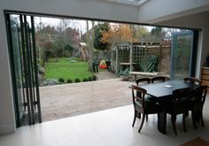 Level threshold - bi folds