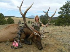 Nice elk young lady