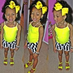 #yellow #kids #girl #clothes #fashion