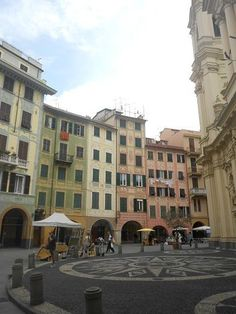 Santa Margherita ~ Ligure, Italy
