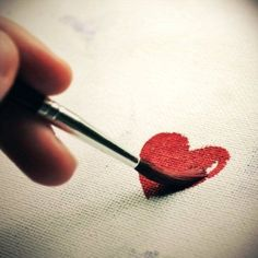 paint the love..