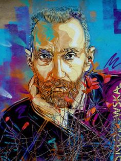 Pierre Curie by (Partial Wall) French Artists, Beautiful Soul, Christian, Gallery, Faces, Fictional Characters, Wall, Inspiration, Ideas