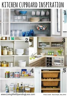 Join the LWSL Clutter Free Challenge this October & FINALLY get rid of the clutter that is filling up your home, mind & schedule...once and for all!   Day 11 focuses on kitchen cupboards --check out today's post for inspiration and a checklist to get you started!  #LWSLClutterFree