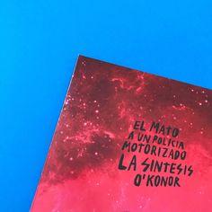 I Vinyl You: Él Mató a un Policía Motorizado - #ElMatoAUnPoliciaMotorizado  #Vinyl #IVinylYou #RevistaMarvin #Marvin #ArtDirection #AlbumCover #Photography #SintesisoKonor