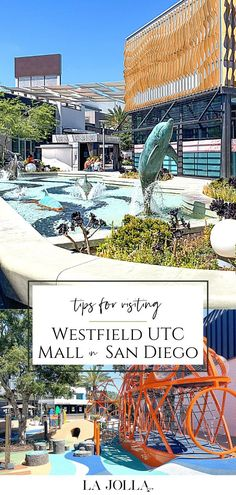 The services and amenities that can enhance your shopping and dining experience at Westfield UTC mall in San Diego near La Jolla that even most locals don't know about. Check it out here at La Jolla Mom San Diego Zoo, Four Seasons Hotel, La Jolla, Beach Fun, Shopping Mall, Playground, Disneyland, Spa, Dining