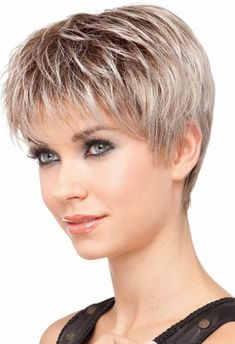 Today we have the most stylish 86 Cute Short Pixie Haircuts. We claim that you have never seen such elegant and eye-catching short hairstyles before. Pixie haircut, of course, offers a lot of options for the hair of the ladies'… Continue Reading → Cool Short Hairstyles, Haircuts For Fine Hair, Haircut For Thick Hair, Short Pixie Haircuts, Thin Hair, Haircut Short, Cut Hairstyles, Hairstyle Short, Curly Hair