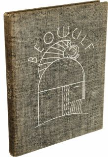Books:Fiction, Beowulf Limited Edition Illustrated by Rockwell Kent (NewYork: Random House, 1932), limited to 950 copies, 146 pages, f...