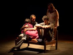 Montagem reúne quatro peças curtas baseadas em fatos reais e é encenada no Galpão Cine Horto