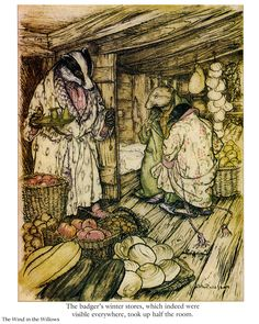 Welcome to Dover Publications - The Arthur Rackham Treasury: 86 Full-Color Illustrations