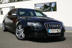 Audi s6... yes please
