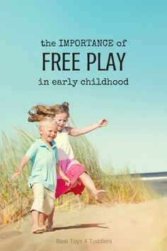 True free everyday play includes any kind of unstructured activity that encourages your child to use their imagination and creativity.
