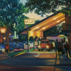 """Evening Treat"" original pastel by Debbie Wardrope, Pleasanton California"