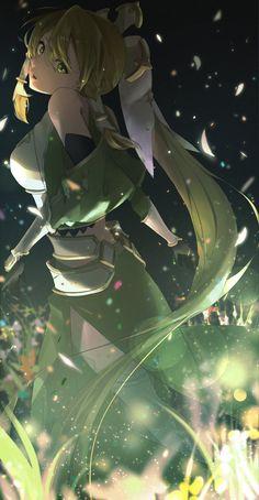 Sword Art Online Weapons, Leafa Sword Art Online, Sword Art Online Movie, Sao Anime, Otaku Anime, Anime Art, Fantasy Star, Arte Online, Sword Art Online Wallpaper