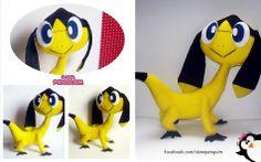 Coleção Pokémon - Pokémon Helioptile
