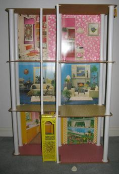 Blast from the past childhood toys and memories from the Elevator townhomes