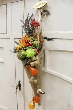 ÉDES OTTHON-ŐSZI BŐSÉGSZARU dekoráció, Dekoráció, Otthon, lakberendezés, Dísz…