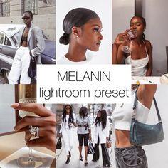 Dark Skin Girls, Dark Skin Tone, Brown Skin, Photo Editing Vsco, Photography Editing, Creative Photography, Black Girl Instagram, Minimalist Photos, Modern Minimalist