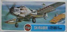 AIRFIX Skyraider (1/72)