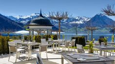 Welcome - Park Hotel Vitznau – Wealth & Health Residence - Lake Lucerne Switzerland Park Hotel, Hotel Spa, Best Places To Eat, Places To Travel, My Happy Place, The Good Place, Lake Lucerne Switzerland, Destin Hotels, European Summer