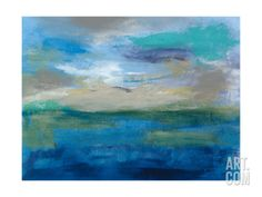 Viewpoint I Stretched Canvas Print by Sisa Jasper at Art.com