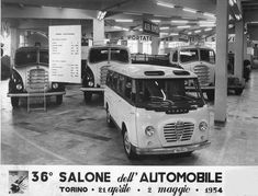 Alfa Romeo, Volkswagen, Train, Trucks, Italy, Antique Cars