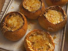 French Onion Soup recipe from Nancy Fuller via Food Network