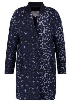 InWear VICTORIA Kurzmantel leopard ink Bekleidung bei Zalando.de | Material Oberstoff: 60% Polyester, 40% Wolle | Bekleidung jetzt versandkostenfrei bei Zalando.de bestellen!