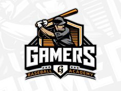 Gamers Baseball Academy by Myles Mendoza