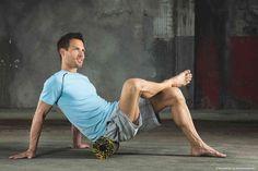 Faszien-Training in weniger als zehn Minuten: Mit diesen 5 Übungen beugen Sie verklebten Faszien vor.