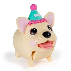 Chubby Puppies are coming soon! Chubby Puppies, Telescope, Piggy Bank, French Bulldog, Toys, Board, Activity Toys, Money Box, French Bulldog Shedding