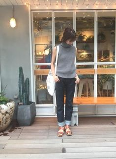 大人カジュアルの定番!吉田怜香さんが今キテる♡の12枚目の写真