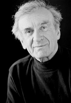 Elie Wiesel...i cant believe canada has sunk so far that a world hero had to speak up against Harper..sad that it is required