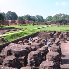 The ancient Nalanda University located in the state of Bihar, India has been declared a UNESCO World Heritage Site. The Nalanda site consists of the archaeological remains of a monastic and scholastic institution dating from the 3rd century BC to the 13th century AD.