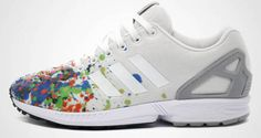 """The adidas ZX Flux """"Splattered Toe"""" Is Dropping Next Month"""
