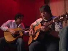 """Pat McGee Band - """"Must Have Been Love"""" backstage at The Roxy"""
