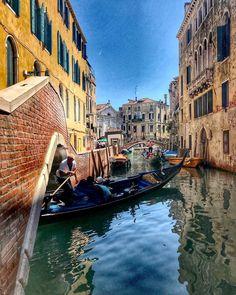 Rio, Grand Canal Venice, Maybe Someday, Iphone 7, Boat, Instagram, Venice, Italy, Venice Italy