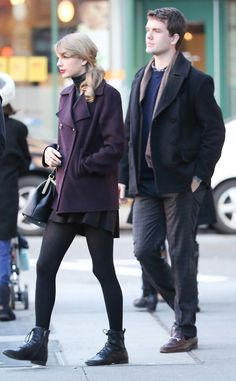 Taylor and Austin in New York
