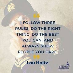 35 ideas for sport quotes love truths The Words, Cool Words, Notre Dame Football, Alabama Football, Positive Quotes, Motivational Quotes, Inspirational Quotes, Positive Life, Great Quotes