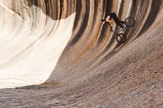 """BMXing: """"Wave Rock"""" with Danny Campbell (Clip + 8 Exclusive Pics)"""