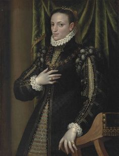 Attributed to Lavina Fontana Portrait of a Lady.jpg
