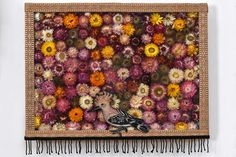 Kuvagalleria no. Textile Artists, Finland, Textiles, Embroidery, Rugs, Decor, Farmhouse Rugs, Needlepoint, Decoration